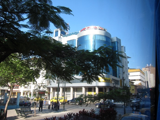 centro Guayaquil